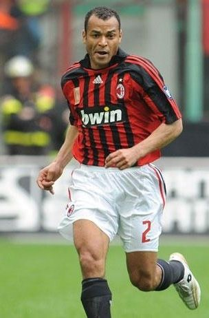 Cafu : Brazil : AC Milan