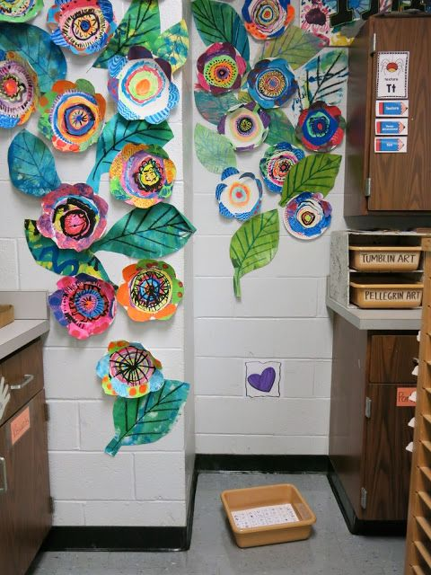 Cassie Stephens: In the Art Room: The Art Rocks Escape Game!