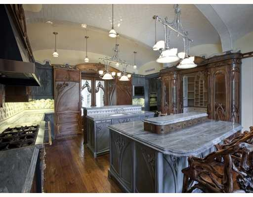 coral gables kitchen  Inspiration for Home  Pinterest