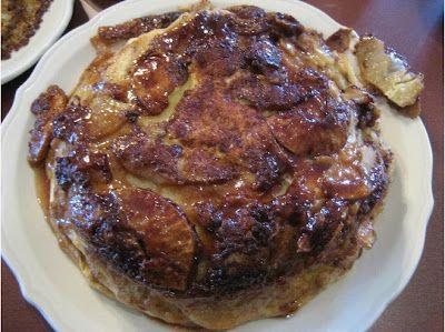 The Original Pancake House Apple Pancake Copycat Recipe! Erik's favorite thing, gonna try This for Christmas morning.