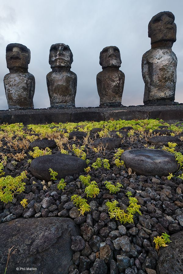 Chile. Isla de Pascua, Osterinseln ein lohnendes Ziel bei Chile Reisen. info@chirimoyatours.com
