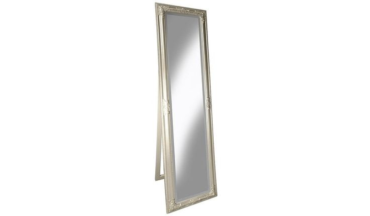 French Style Ornate Classic Cheval Mirror - Champagne, read reviews and buy online at George at ASDA. Shop from our latest range in Home & Garden. With its i...