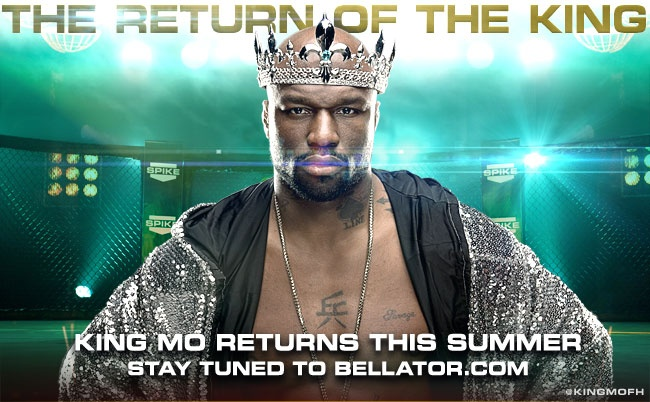 The Return of the King; Bellator 96 Lt Heavyweight Tournament Semifinals MUHAMMED LAWAL VS SETH PETRUZELLI JUNE 19TH