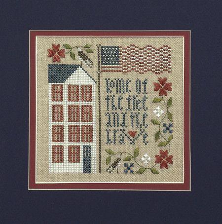 Patriotic - Cross Stitch Patterns & Kits - 123Stitch.com