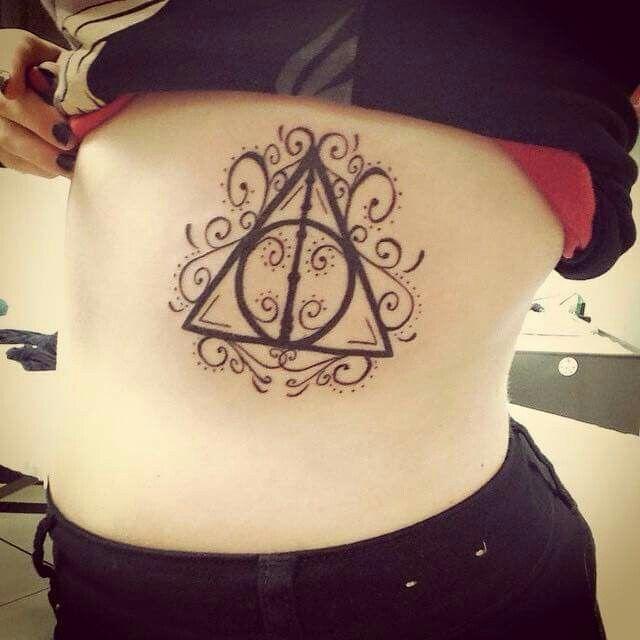 ... Tattoos on Pinterest   Incredible tattoos Hp tattoo and Tatuajes