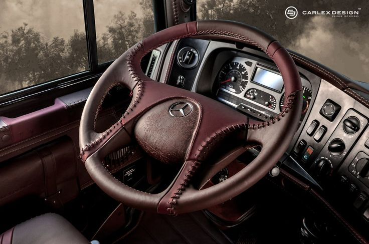 Tailor-Made steering wheels by Carlex Design