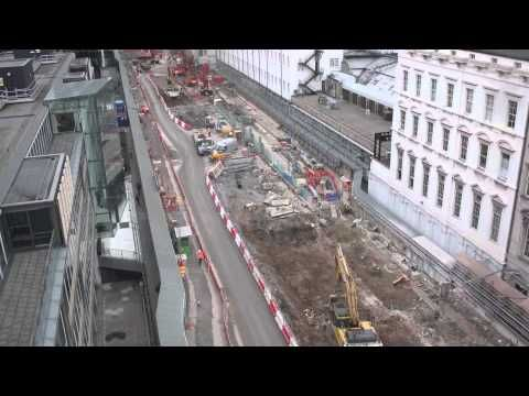 ▶ ▶ Crossrail time lapse: Paddington station construction progress - YouTube