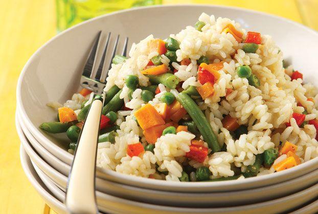 Πιλάφι µε λαχανικά