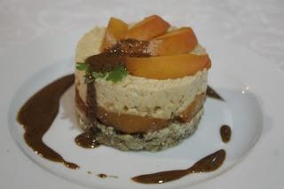 Isis- Apricot Cheescake