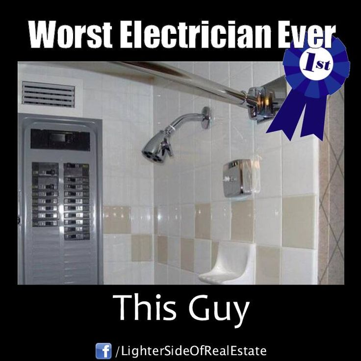 Worst Electrician Ever!.can't begin to count how many code violations we have going on here.