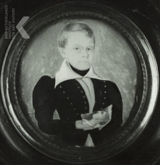 Samuel Baruch Benavente | Portrait of Willem Lodewijk Carel Adriaan Gey van Pittius (1820-1898)
