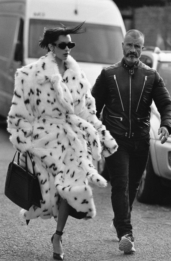 See it here first: Bella Hadid in next season Balenciaga | Fashion, Editorial fashion, Bella hadid style