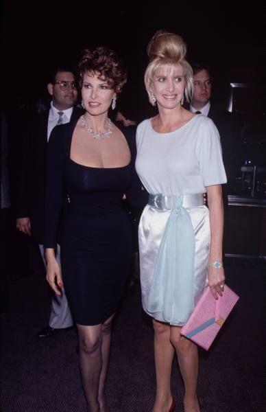 Ivana Trump legends.filminspector.com Raquel Welch
