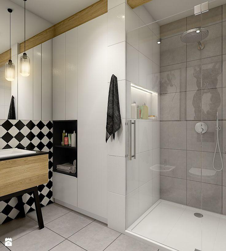 Łazienka styl Eklektyczny Łazienka - zdjęcie od WERDHOME