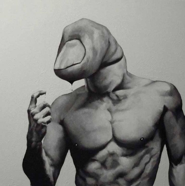 Fantastic Expressive paintings by Paolo Troilo
