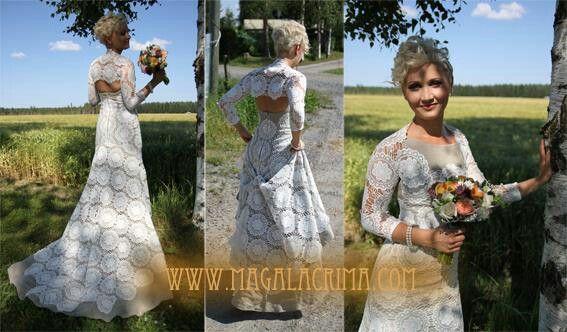 Weddingdress 2014 MagaLacrima.com