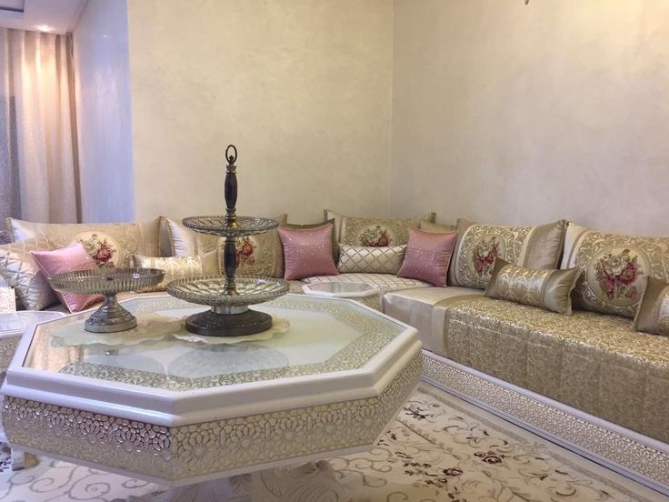 Salon marocains
