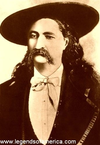 Dead Outlaws Images Old West | Wild Bill Hickok & The Dead Man's Hand