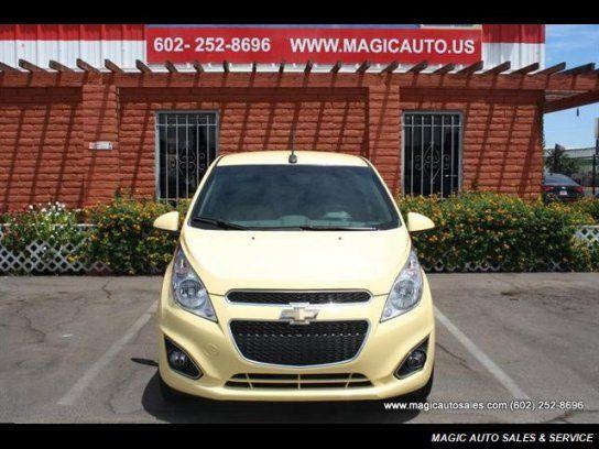 Hatchback, 2014 Chevrolet Spark LT with 4 Door in Phoenix, AZ (85034)
