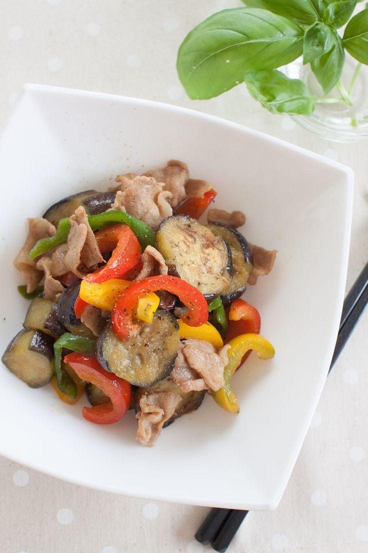 豚肉と夏野菜の生姜焼き風炒め by tomo | レシピサイト「Nadia | ナディア」プロの料理を無料で検索
