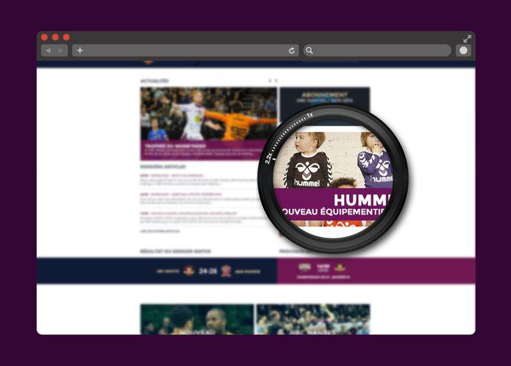 Feature - HBC Nantes - Handball #LNH #Hmmel