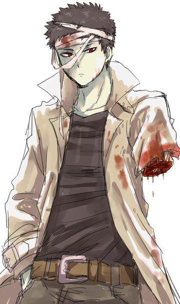 one zombie