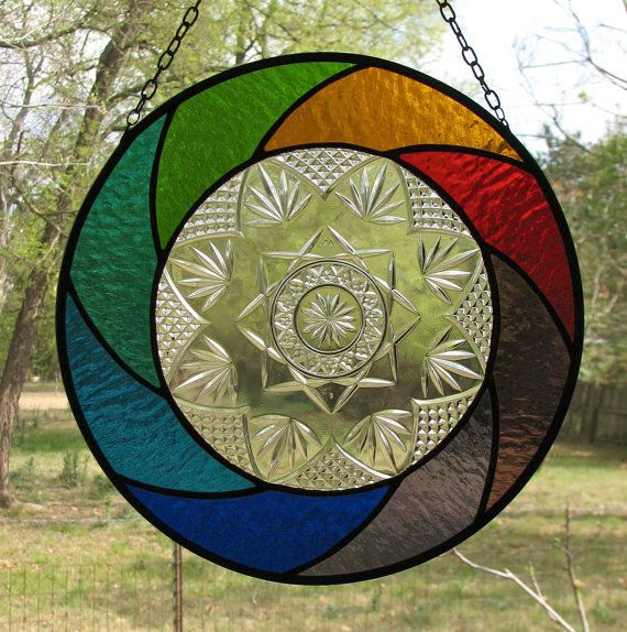 233 Best Images About Stained Glass- Geometric Patterns On