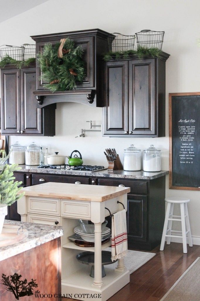 Cottage On Pinterest House Tours Breakfast Nooks And Rustic Irons