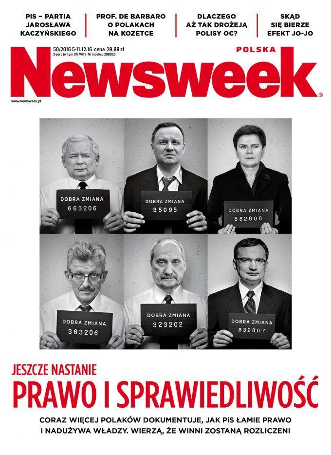 Kronikarze dobrej zmiany PiS. Dokumentują kłamstwa i czyny polityków - Społeczeństwo - Newsweek.pl