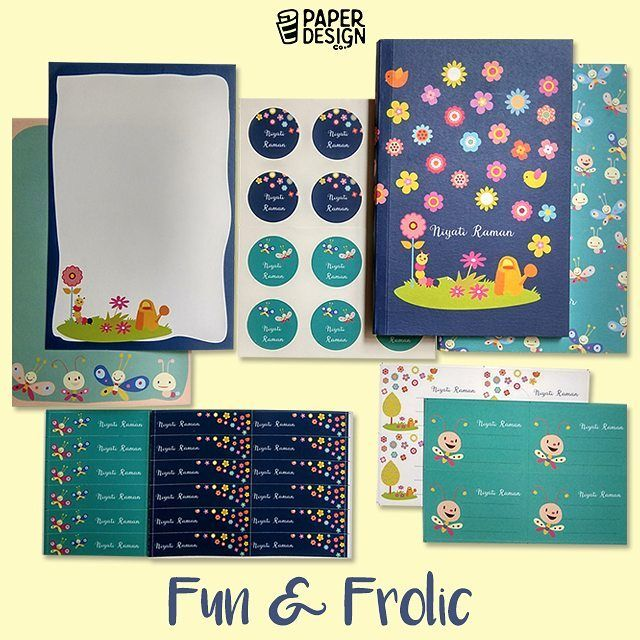 #Back-to-School sets are specially put together with all the #stationery essentials you need to make that first day of school even more fun. Go ahead, and pick a favourite.