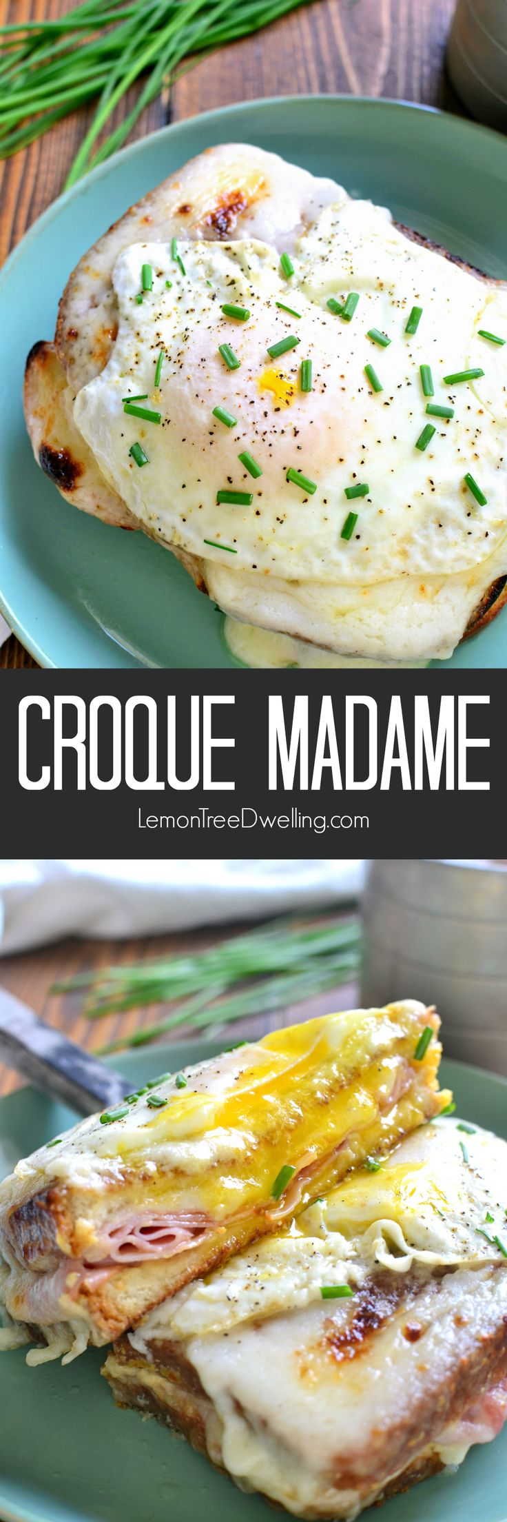 Recipes to Make: Croque Madame