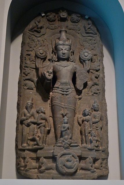 Surya, the Hindu sun god - Asian Art Museum of San Francisco | Flickr - Photo Sharing!