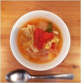 絶対痩せる、脂肪燃焼スープ
