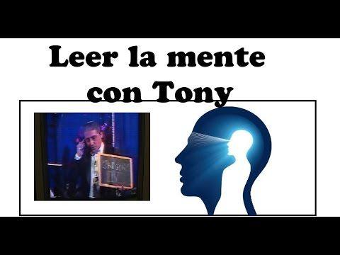 Hipnotizando con Tony  02 | WEBeando | Poder Mental