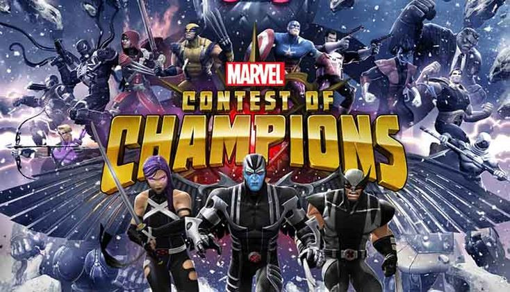 Update Game Marvel Contest Of Champions Terbaru Versi 12.0
