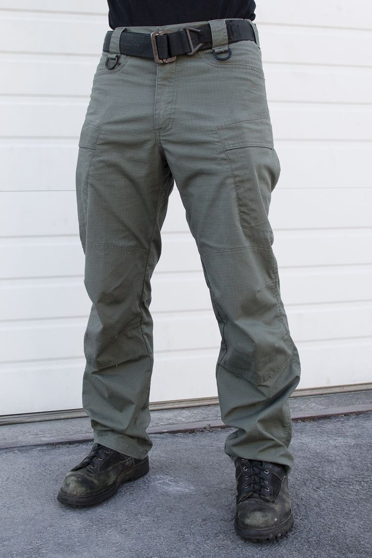 Tactical pants front