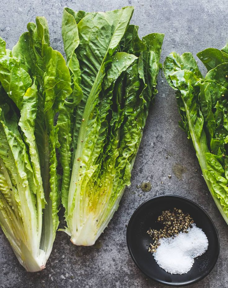 Olive Oil Grilled Romaine Lettuce {heartbeet kitchen blog}- in CAMBO = SPEI