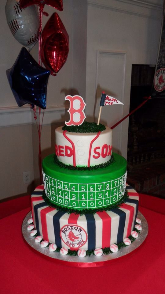 Red Sox Cake Images : Mas de 1000 ideas sobre Red Sox Cake en Pinterest Tartas ...