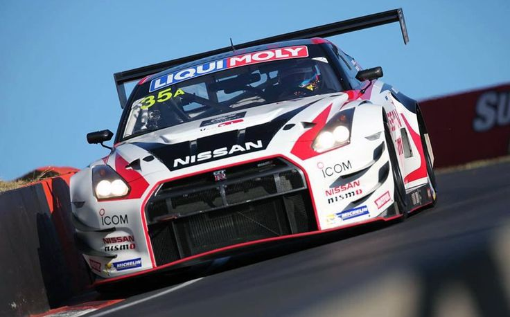 2015 - No.35 Nissan GT-R NISMO GT3 - Katsumasa Chiyo, Wolfgang Reip, Florian Strauss