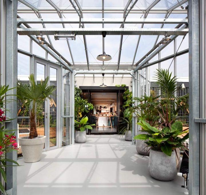 Zoku hotel by Concrete, Amsterdam – Netherlands » Retail Design Blog