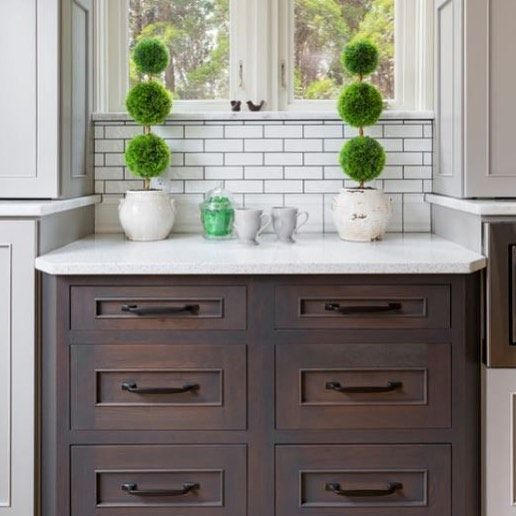 ON THE BLOG: Historic Revival Transitional Kitchen Remodel – Today we are in for a treat as we take a look at a inspiring kitchen project designed by Gwen Adair of Cabinet Supreme by Adair. Gwen had designed the client's previous kitchen in another home,