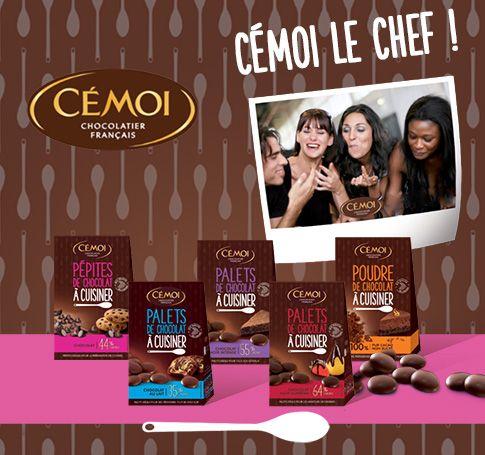 Venez vivre un Moment gourmand avec #Cemoi !