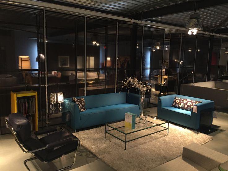 Gelderland bank 4800 design Henk Vos en fauteuil 601 meneer Oberman design Jan des Bouvrie @mobielinterieur in Andijk #gelderlandmeubelen #interieur #duchtdesign