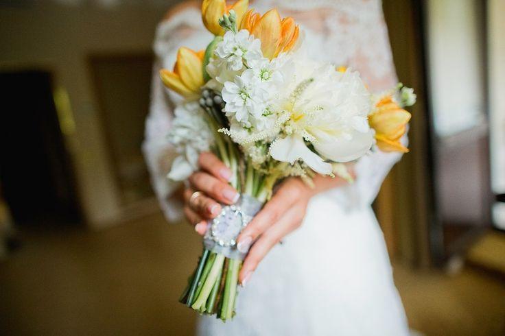 Свадебное оформление и флористика, Букет невесты