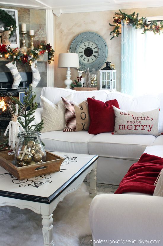 18 Best Christmas Decor Trends 2017 2018 Images On