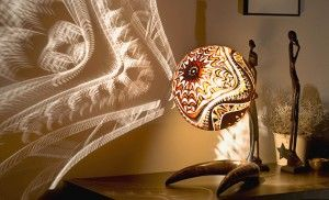Handgefertigte Lampen aus 1001 Nacht von CALABARTE