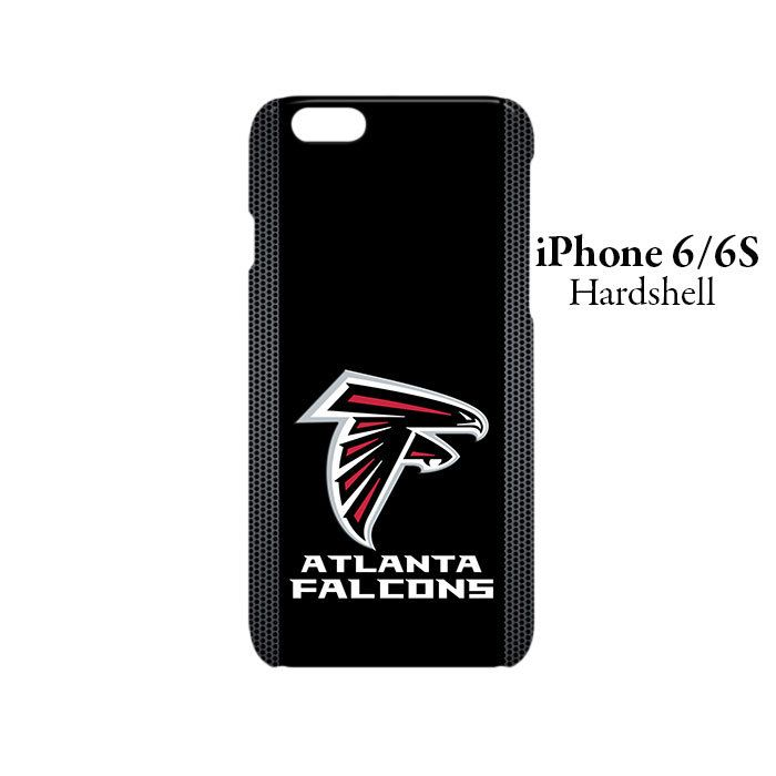 Atlanta Falcons iPhone 6/6s Hardshell Case Cover