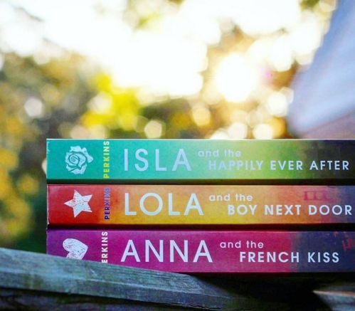 The Anna And The French Kiss series by Stephanie Perkins   27 Books You'll Want To Read By The Pool This Summer