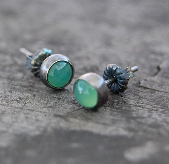 Beautiful earrings and even more beautiful ear