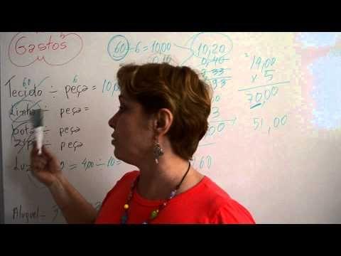 DIY : Como fazer saia com cauda sem recortar o barrado da renda - Aula 48 - YouTube